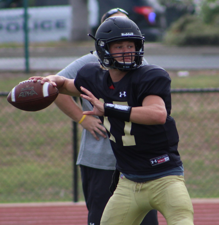 Northview QB Steven Comstock receives an offer from Oregon State