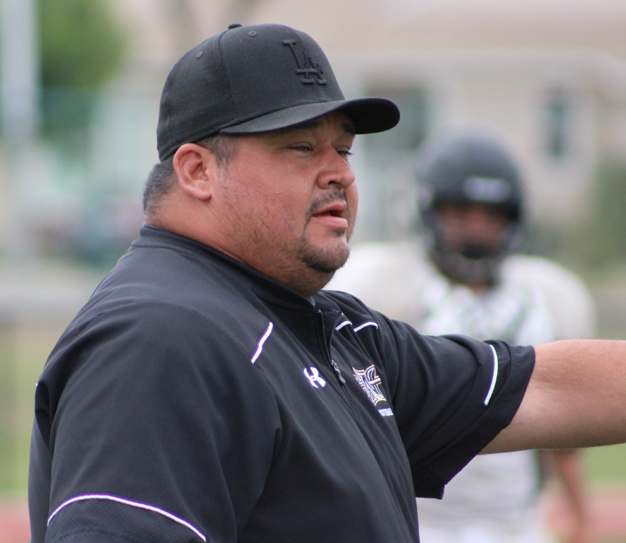Marcel Perez' Northview Vikings have a big opener against Charter Oak