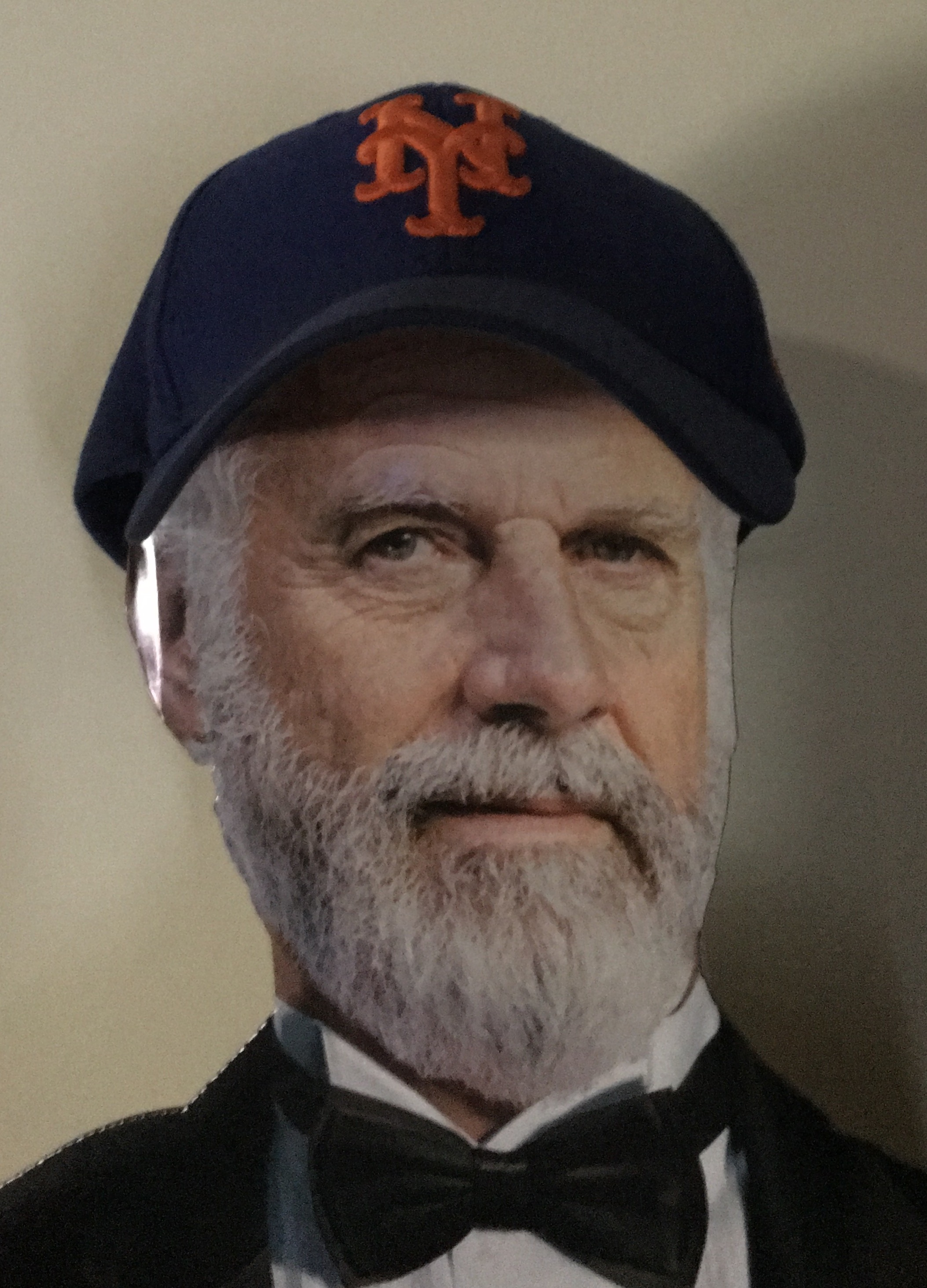 I don't always watch baseball...but when I do, I prefer the New York Mets. Keep believing my friends...