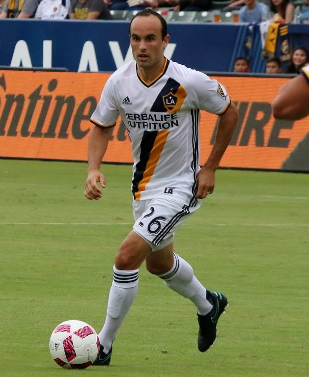 Landon Donavan and the Galaxy couldn't find any magic.