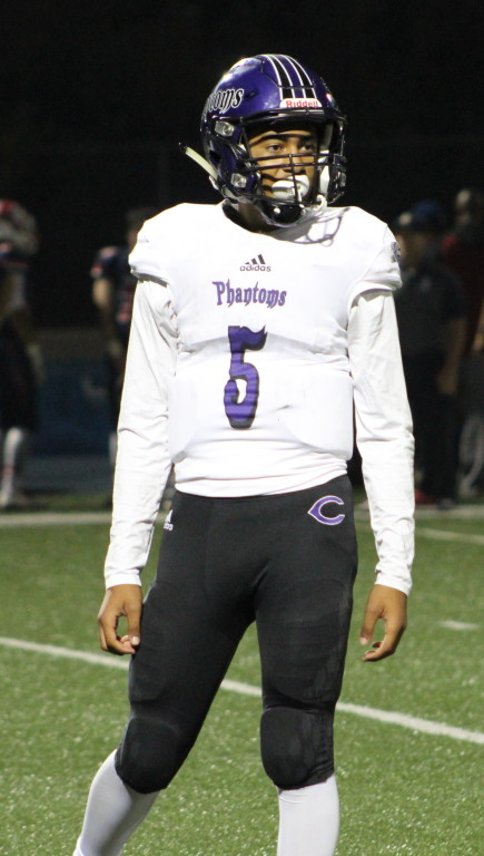 Cathedral QB Bryce Young and the Phantoms have a huge game vs. St. Francis