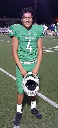Nogales QB Matthew Olguin lead the Nobles to a big win over Duarte