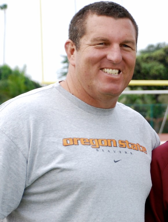 Former West Covina HC, Mike Maggiore