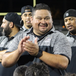 Marcel Perez' Vikings wrap up the Valle Vista