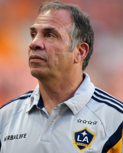 Coach Bruce Arena Leaves the LA Galaxy to manage the U.S National Team