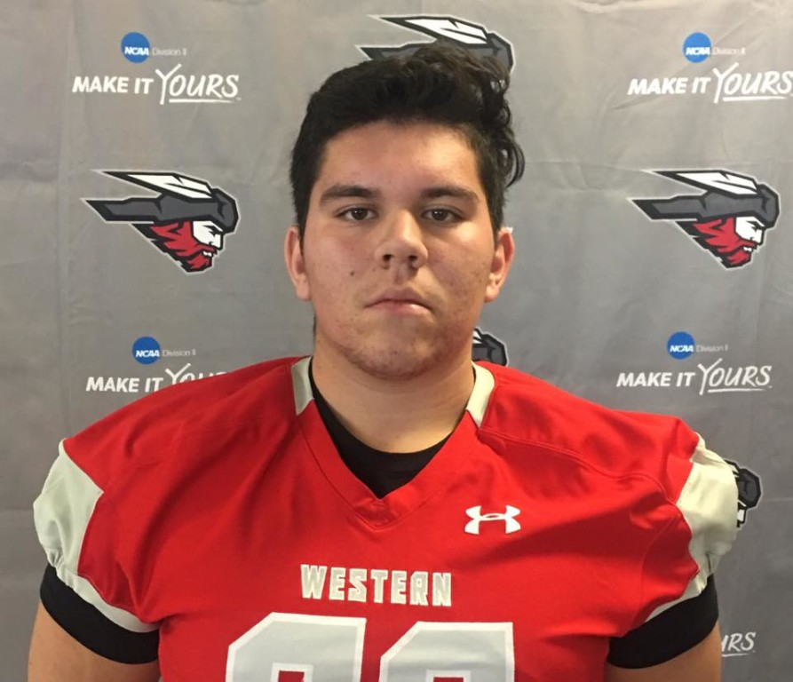 Warren's Andy Wickens has committed to Western state Colorado