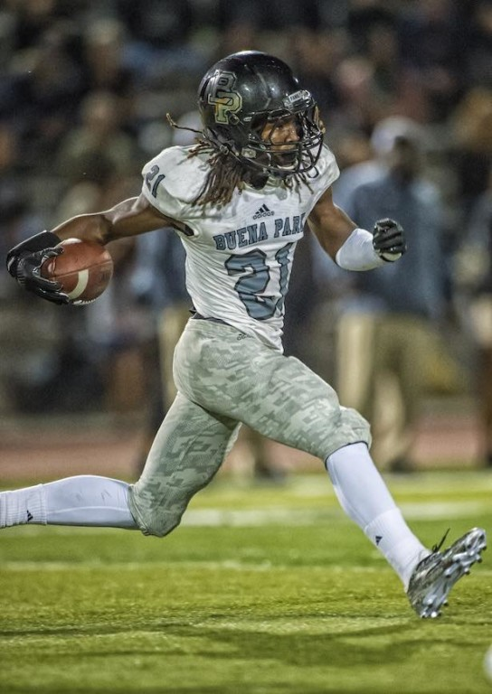 Buena Park's Elijah Gates Commits to UCLA