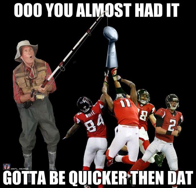 Falcons lose