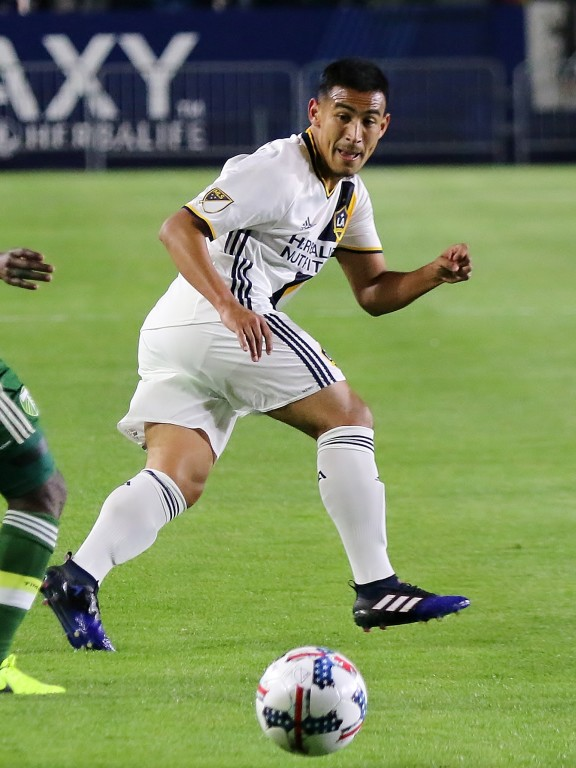 Jose Villarreal provided a spark for the Galaxy in the second half despite the one goal loss.