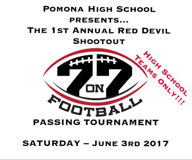 Red Devil Shootout at Pomona