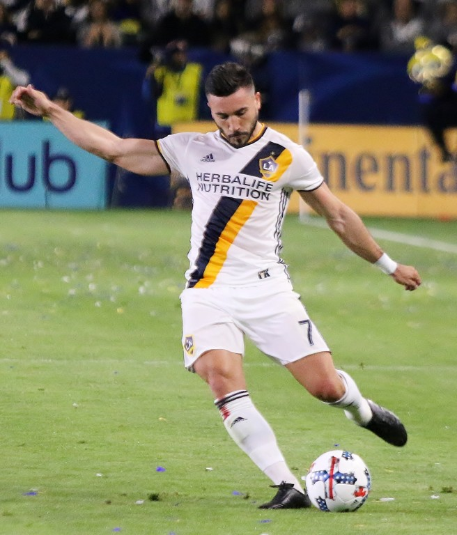 Romain Alessandrini opened the scoring in the first half.