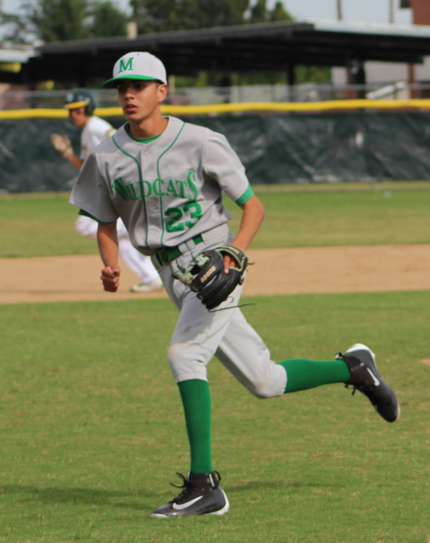Xavier Castaneda and Monrovia beat Lakeside Saturday at the Titan Springs Classic