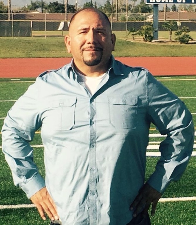 Jesse Ceniceros steps down at Chino