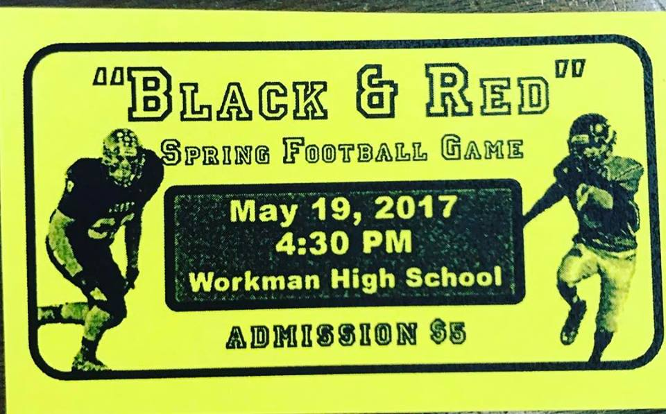 workman spring game